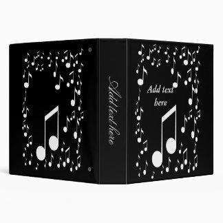 I Love Music_Avery Binder