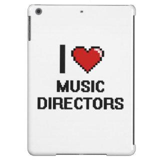 I love Music Directors iPad Air Cover