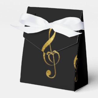 I love music favor box