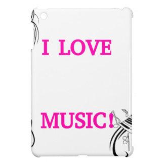 I LOVE MUSIC! COVER FOR THE iPad MINI
