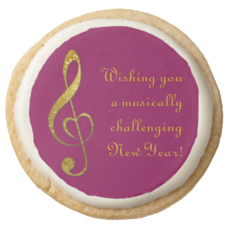 I love music premium shortbread cookies