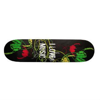 I Love Music skateboard 2 SK1632