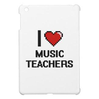 I love Music Teachers iPad Mini Case