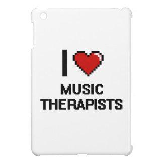 I love Music Therapists iPad Mini Cases