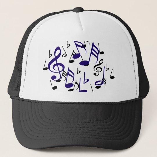 I love Music_ Trucker Hat