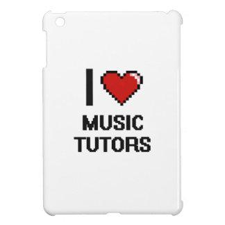 I love Music Tutors iPad Mini Case