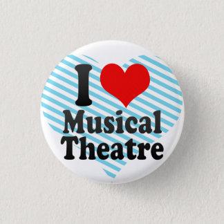 I love Musical Theatre Button