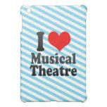I love Musical Theatre Case For The iPad Mini