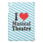 I love Musical Theatre iPad Mini Covers