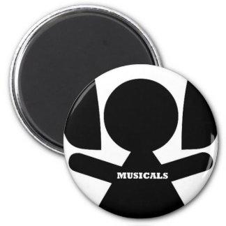 I Love Musicals, Musicals Magnet