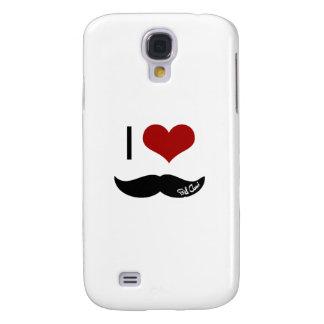 I love mustache galaxy s4 cases