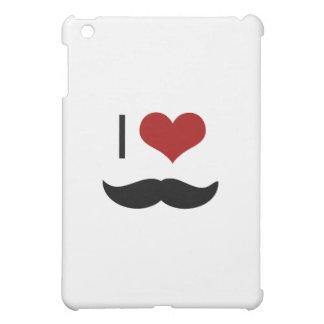 I love mustache case for the iPad mini