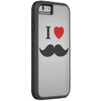 I love mustache - tough xtreme iPhone 6 case
