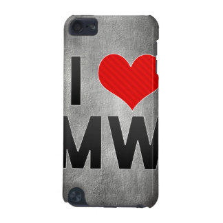 I Love MW iPod Touch 5G Cover
