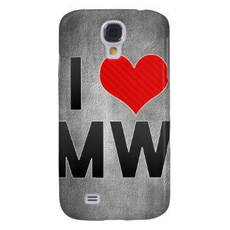 I Love MW Samsung Galaxy S4 Covers