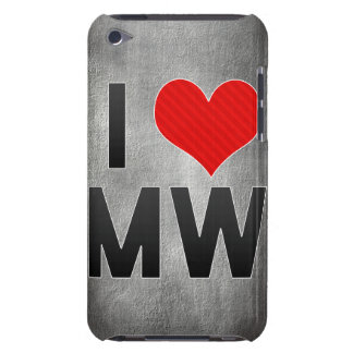 I Love MW iPod Touch Case