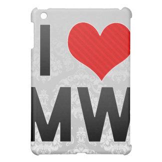 I Love MW Cover For The iPad Mini