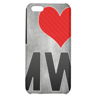 I Love MW iPhone 5C Case