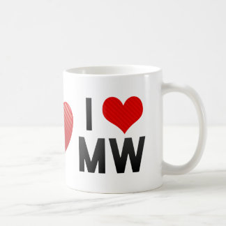 I Love MW Mugs
