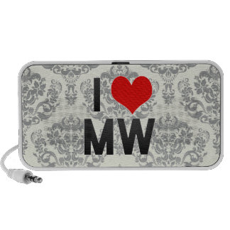 I Love MW Mp3 Speaker