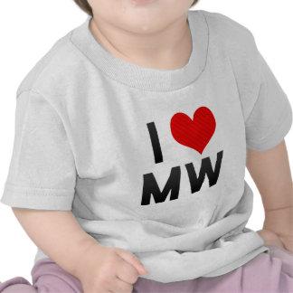 I Love MW T Shirt