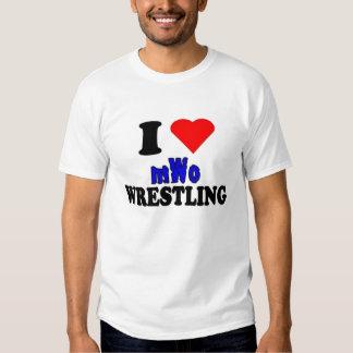 I Love MWO Nighty Tee Shirt