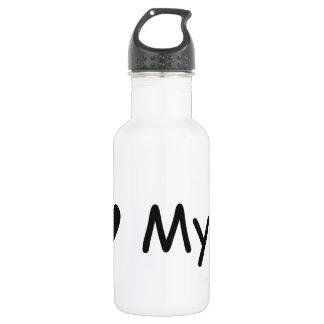 I Love My 01I Love My By Gear4gearheads Stainless Steel Water Bottle