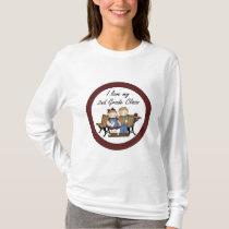 I Love My 2nd Grade Class T-Shirt
