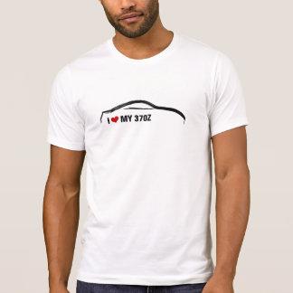 I Love My 370Z T-shirts