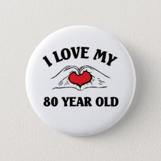 I love my 80 year old button