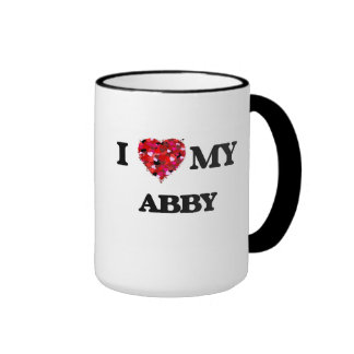 I love my Abby Ringer Coffee Mug