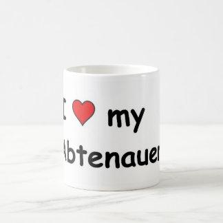 I Love My Abtenauer Classic White Coffee Mug