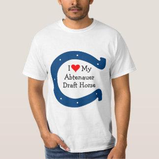 I love my Abtenauer Draft Horse Tee Shirt