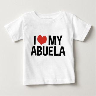 I Love My Abuela T Shirt