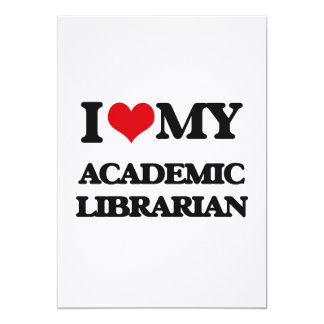 I love my Academic Librarian Cards