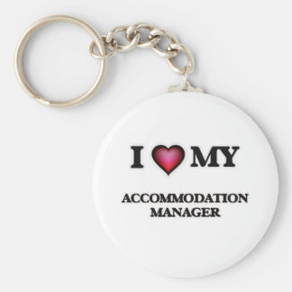 I love my Accommodation Manager Keychain