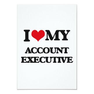 I love my Account Executive Invitations