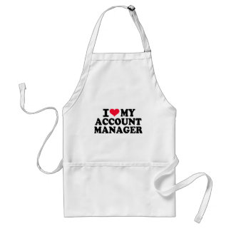I love my Account Manager Aprons