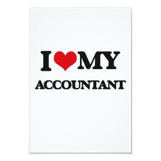 I love my Accountant Custom Invite