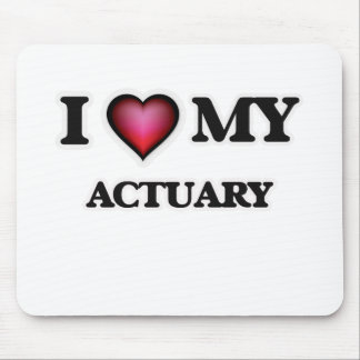 I love my Actuary Mouse Pad