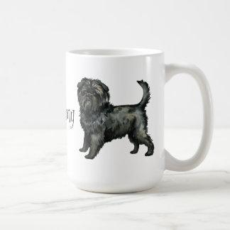 I Love my Affenpinscher Coffee Mug