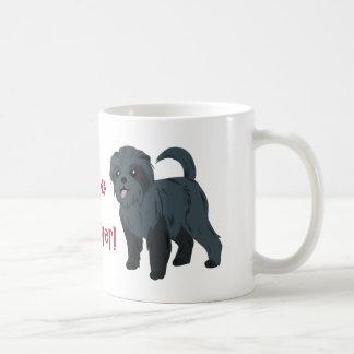 I Love My Affenpinscher! Classic White Coffee Mug