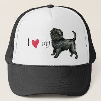 I Love my Affenpinscher Trucker Hat