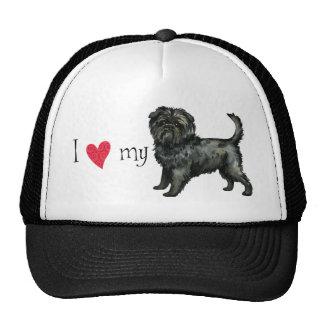 I Love my Affenpinscher Trucker Hat