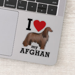 Extra-Small 3' x 3' Contour Sticker with Afghan Hound Phone Cases design