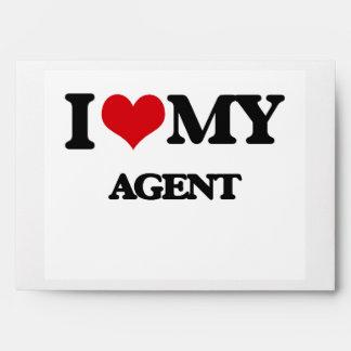 I love my Agent Envelopes