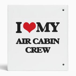 I love my Air Cabin Crew Vinyl Binder