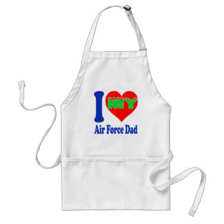 I love my Air Force Dad Apron