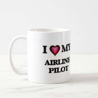 I love my Airline Pilot Coffee Mug