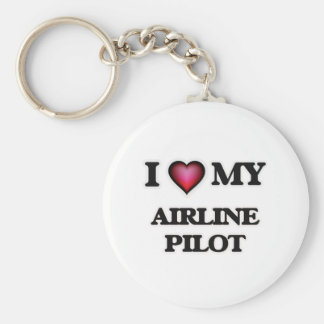 I love my Airline Pilot Keychain